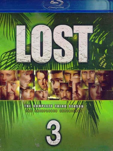 Lost - The Complete Third Season [Blu-ray]