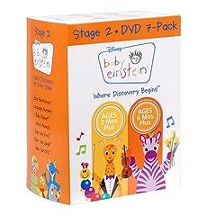 Baby Einstein 7pc Gift Box Set Coll #