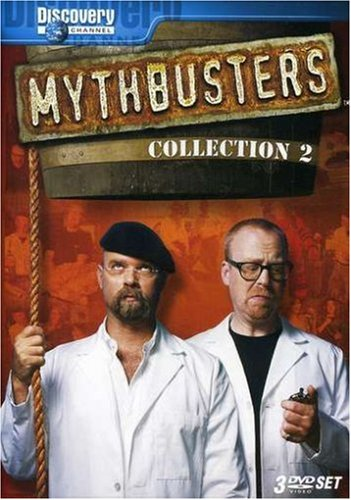Mythbusters: Collection 2 (3pc)