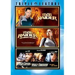 Angelina Jolie Triple Feature