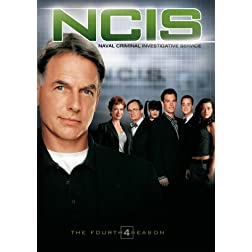 NCIS Naval Criminal Investigative Service - The Fourth Season
