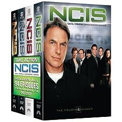 NCIS: Four Season Pack