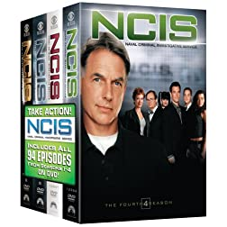 NCIS: Four Season Pack