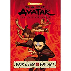 Avatar The Last Airbender - Book 3 Fire, Vol. 1