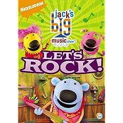 Jack's Big Music Show: Let's Rock!