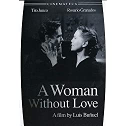 Woman Without Love (Ws Sub B&W)