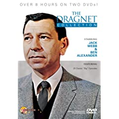 Dragnet: 20 Big Episodes!