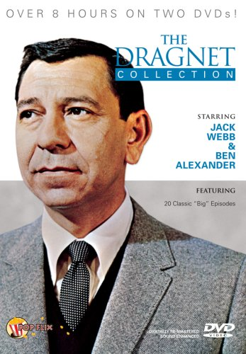 Dragnet: 20 Big Episodes!
