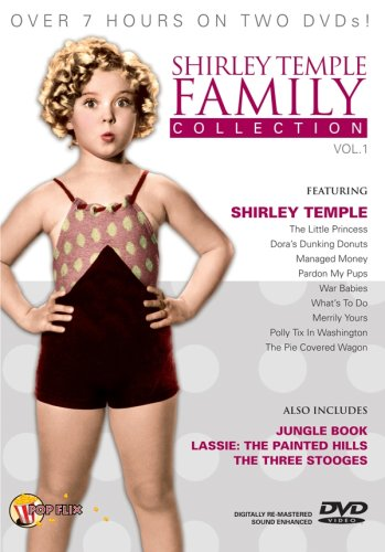 Shirley Temple and Family Collection