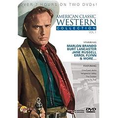 Vol. 1-Classic Westerns