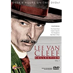 Lee Van Cleef Collection - Vol. 1