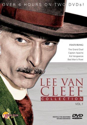Lee Van Cleef Collection - Vol. 1