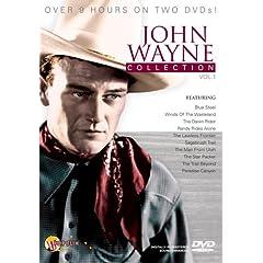 John Wayne Collection - Vol. 1