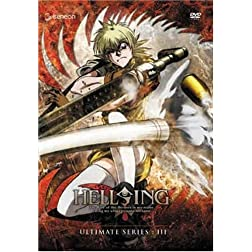 Hellsing Ultimate Volume 3