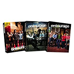 Entourage: The Complete Seasons 1-3