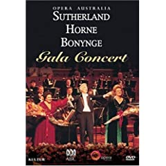 Sutherland, Horne & Bonynge Gala Concert / Joan Sutherland, Marilyn Horne, Richard Bonynge