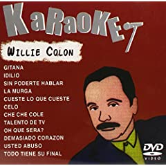 Willie Colon Karaoke