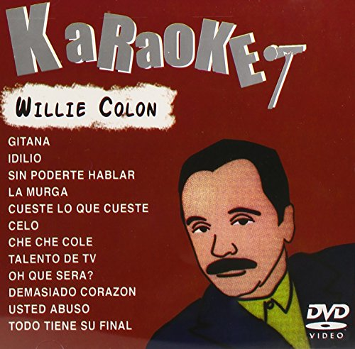 Willie Colon Karaoke