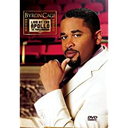 Byron Cage: Live at the Apollo - The Proclamation