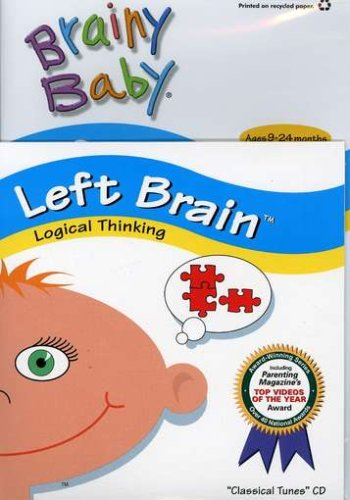 Brainy Baby: Left Brain