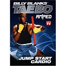 Billy Blanks - Tae Bo - Amped Jump Start Cardio