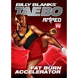 Billy Blanks - Tae Bo - Amped Fat Burn Accelerator
