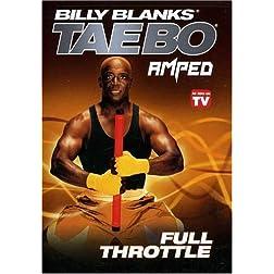 Billy Blanks - Tae Bo - Amped Full Throttle