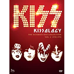 Vol. 2-Kissology 1978-91