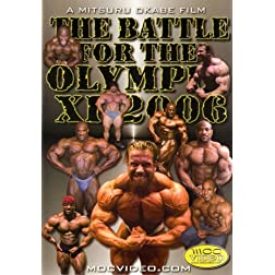 The Battle for the Olympia 2006