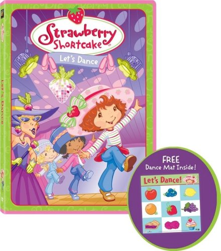 Strawberry Shortcake - Let's Dance (with Dance Mat)