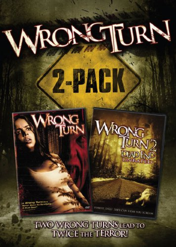 Wrong Turn / Wrong Turn 2 - Dead End (2pack)