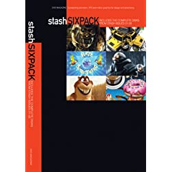 Stash Sixpack: Issues 1-4