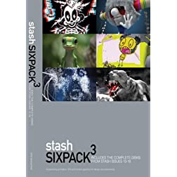 Stash Sixpack 3: Issues 13-18