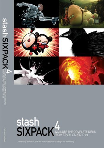 Stash Sixpack 4 Issues 19-24