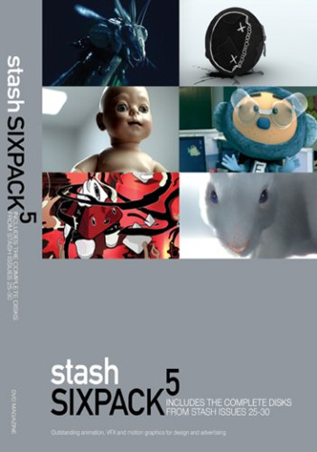 Stash Sixpack 5: Issues 25-30
