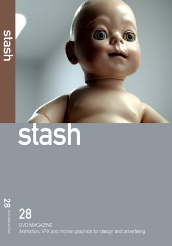 Stash 28 DVD Magazine