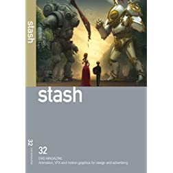 Stash 32 DVD Magazine