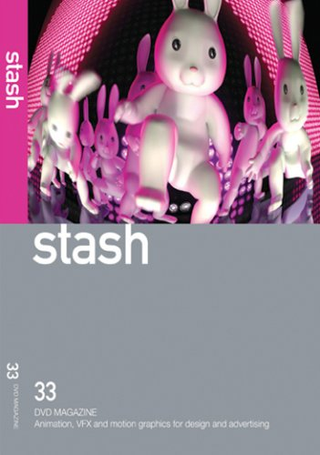 Stash 33 DVD Magazine