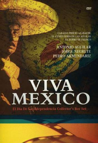 Viva Mexico Box Set