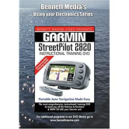 GARMIN STREETPILOT 2820