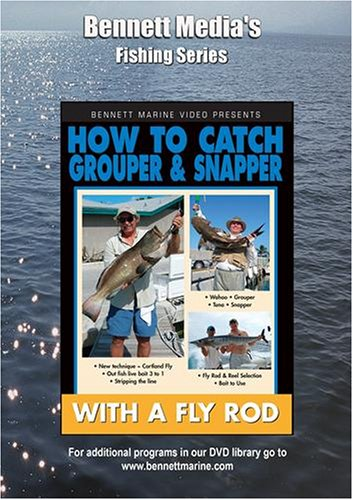 CAPTAIN FRANK - HOW TO GROUPER & SNAPPER ON A FLY ROAD