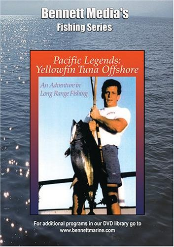 PACFIC LEGENDS YELLOWFIN TUNA OFFSHORE