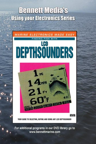 FINDING FISH WITH LCD DEPTHSOUNDERS.