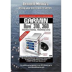 GARMIN NUVI 310, 360