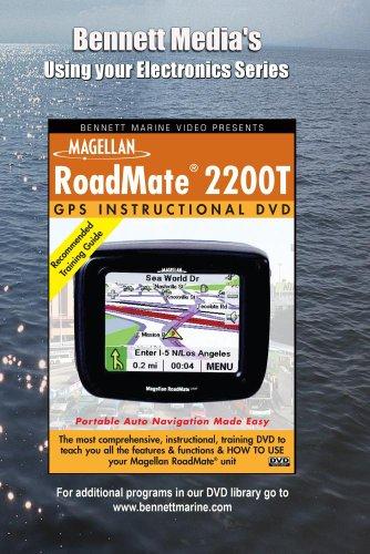 MAGELLAN ROADMATE 2000/2200T