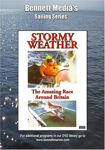 Stormy Weather: Amazing Race Around Britain