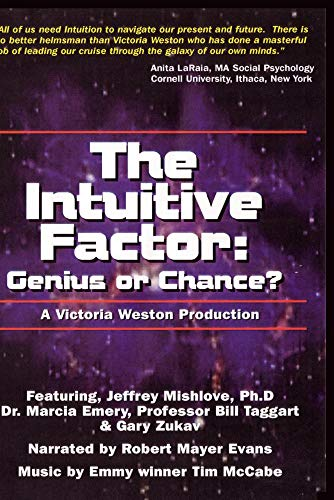 THE INTUITIVE FACTOR; Genius or Chance?