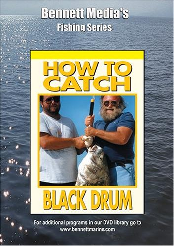 HOW TO CATCH BLACK DRUM.