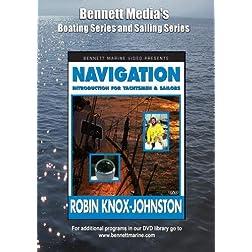 NAVIGATION ROBIN KNOX-JOHNSON