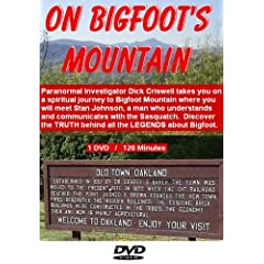 On Bigfoot Mountain